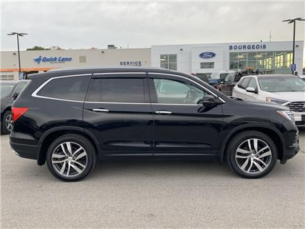 2017 Honda Pilot Touring (Stk: 20T13A) in Midland - Image 2 of 23