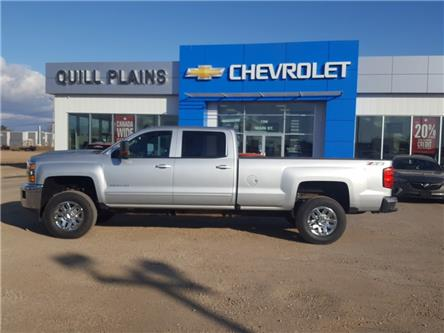 2019 Chevrolet Silverado 3500HD LT (Stk: 19P063) in Wadena - Image 1 of 11