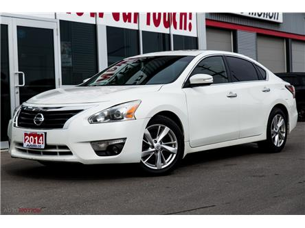 2014 Nissan Altima  (Stk: 191218) in Chatham - Image 1 of 29