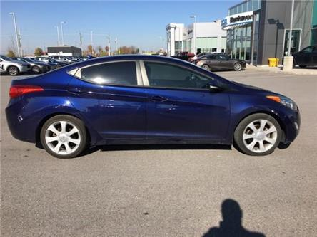 2013 Hyundai Elantra Limited (Stk: 2458A) in Ottawa - Image 2 of 20