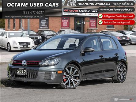 2012 Volkswagen Golf GTI 5-Door (Stk: ) in Scarborough - Image 1 of 26