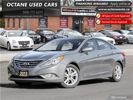 2013 Hyundai Sonata Limited (Stk: ) in Scarborough - Image 1 of 27