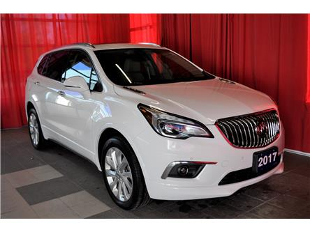 2017 Buick Envision Premium I (Stk: 19-1946A) in Listowel - Image 1 of 16