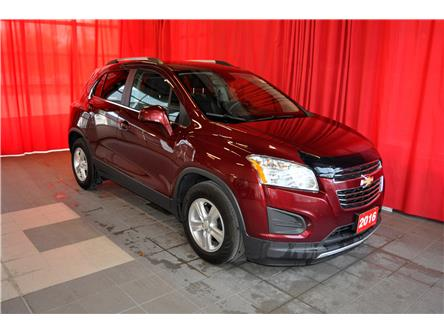 2016 Chevrolet Trax LT (Stk: 19-036A) in Listowel - Image 1 of 17