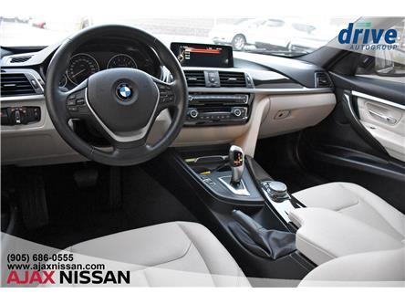 2016 BMW 328i xDrive (Stk: U715A) in Ajax - Image 2 of 32