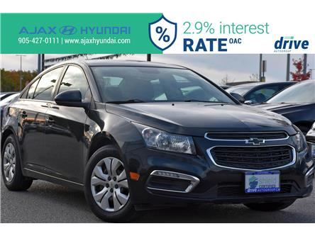 2016 Chevrolet Cruze Limited 1LT (Stk: 20113A) in Ajax - Image 1 of 29