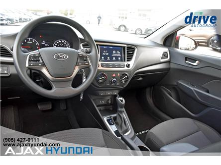 2019 Hyundai Accent Preferred (Stk: P4843R) in Ajax - Image 2 of 29