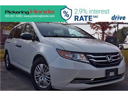 2015 Honda Odyssey LX (Stk: P5354) in Pickering - Image 1 of 31