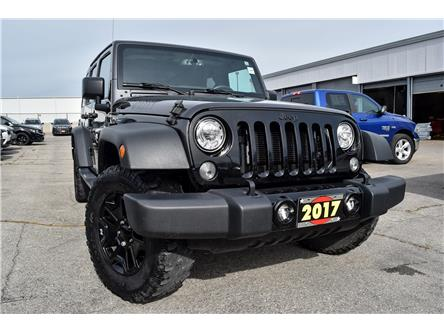 2017 Jeep Wrangler Unlimited Sport (Stk: 88109) in St. Thomas - Image 1 of 30