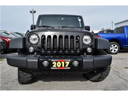 2017 Jeep Wrangler Unlimited Sport (Stk: 88109) in St. Thomas - Image 2 of 30