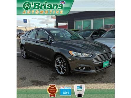 2016 Ford Fusion Titanium (Stk: 12397A) in Saskatoon - Image 1 of 26