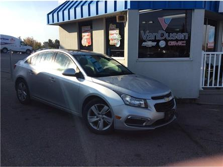 2015 Chevrolet Cruze Diesel (Stk: B7533) in Ajax - Image 1 of 25