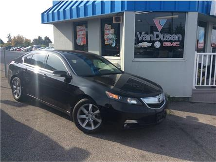 2012 Acura TL Base w/Technology Package (A6) (Stk: 194174A) in Ajax - Image 1 of 24