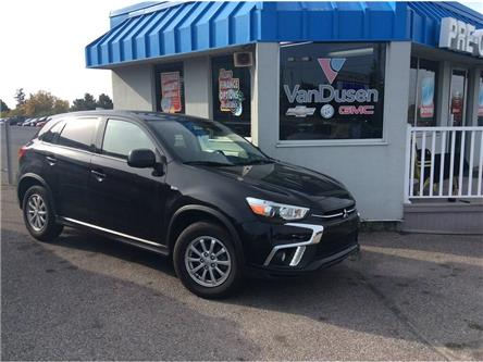 2018 Mitsubishi RVR SE (Stk: B7559) in Ajax - Image 1 of 21