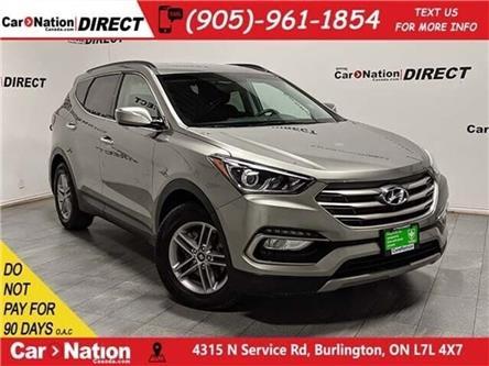 2018 Hyundai Santa Fe Sport  (Stk: DRD2326) in Burlington - Image 1 of 39