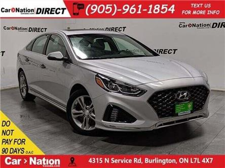 2018 Hyundai Sonata 2.4 Sport (Stk: DRD2379) in Burlington - Image 1 of 37