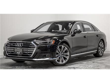 2019 Audi A8 L 55 (Stk: T16975) in Vaughan - Image 1 of 21