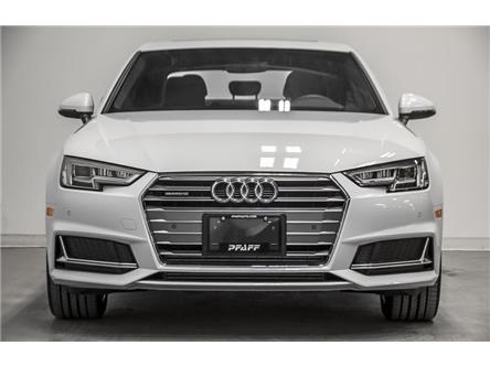 2019 Audi A4 45 Progressiv (Stk: T17205) in Vaughan - Image 2 of 17