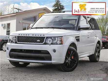 2013 Land Rover Range Rover Sport Supercharged (Stk: J19096) in Brandon - Image 1 of 27