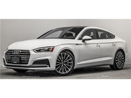 2019 Audi A5 45 Progressiv (Stk: T17560) in Vaughan - Image 1 of 22