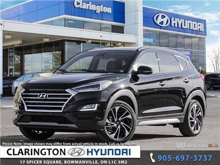 2020 Hyundai Tucson Ultimate (Stk: 19782) in Clarington - Image 1 of 24