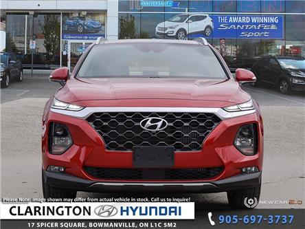 2020 Hyundai Santa Fe Preferred 2.4 w/Sun & Leather Package (Stk: 19765) in Clarington - Image 2 of 24