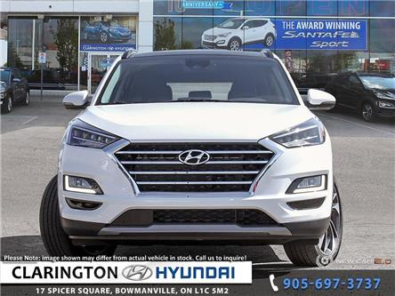 2020 Hyundai Tucson Ultimate (Stk: 19787) in Clarington - Image 2 of 24