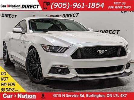 2017 Ford Mustang  (Stk: CN5696A) in Burlington - Image 1 of 34
