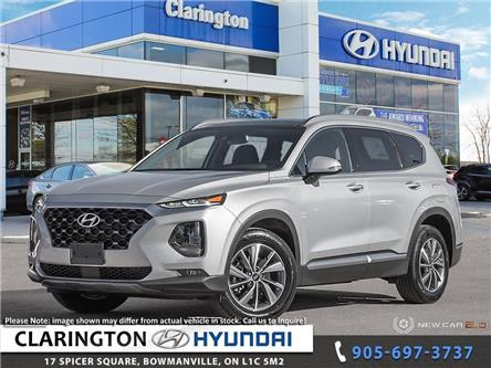2020 Hyundai Santa Fe Preferred 2.4 w/Sun & Leather Package (Stk: 19786) in Clarington - Image 1 of 24