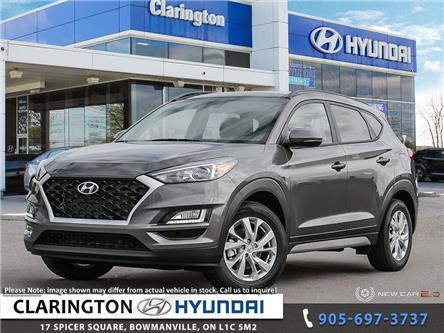 2020 Hyundai Tucson Preferred w/Sun & Leather Package (Stk: 19779) in Clarington - Image 1 of 24