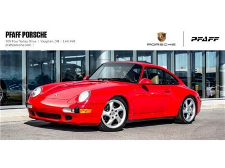1997 Porsche 911 Carrera 2S Coupe (Stk: CONSIGN4) in Vaughan - Image 1 of 21