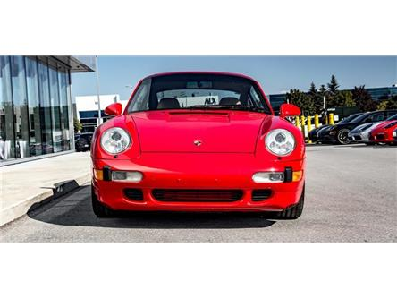 1997 Porsche 911 Carrera 2S Coupe (Stk: CONSIGN4) in Vaughan - Image 2 of 21