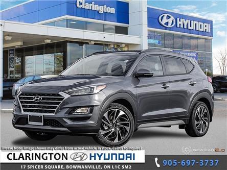 2020 Hyundai Tucson Ultimate (Stk: 19781) in Clarington - Image 1 of 24