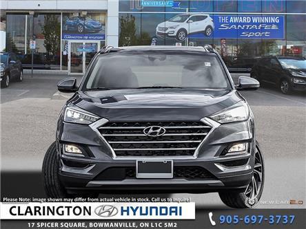 2020 Hyundai Tucson Ultimate (Stk: 19781) in Clarington - Image 2 of 24