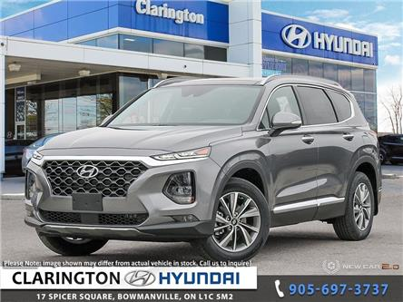 2020 Hyundai Santa Fe Preferred 2.4 w/Sun & Leather Package (Stk: 19780) in Clarington - Image 1 of 24