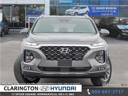 2020 Hyundai Santa Fe Preferred 2.4 w/Sun & Leather Package (Stk: 19780) in Clarington - Image 2 of 24