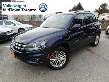 2016 Volkswagen Tiguan Special Edition (Stk: P7343) in Toronto - Image 1 of 23