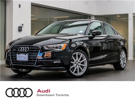 2015 Audi A3 2.0T Progressiv (Stk: P3181) in Toronto - Image 1 of 28