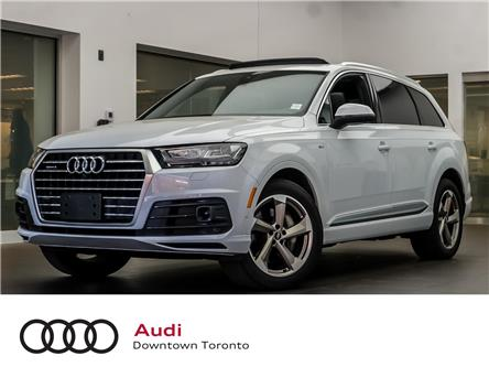 2019 Audi Q7 55 Technik (Stk: P3436) in Toronto - Image 1 of 18