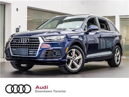 2018 Audi Q7 2.0T Progressiv (Stk: P3485) in Toronto - Image 1 of 28