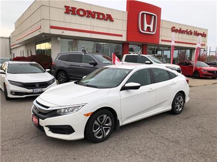 2017 Honda Civic LX (Stk: U15319) in Goderich - Image 1 of 17