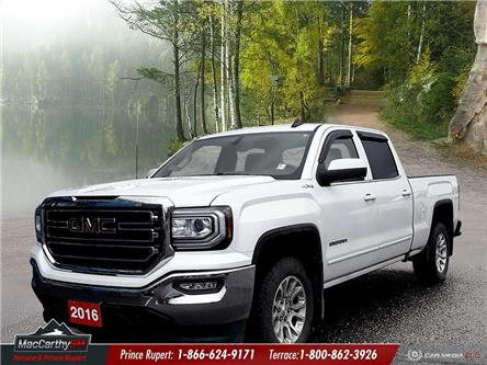 2016 GMC Sierra 1500 SLE (Stk: TGG248687) in Terrace - Image 1 of 15