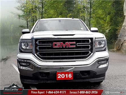 2016 GMC Sierra 1500 SLE (Stk: TGG248687) in Terrace - Image 2 of 15