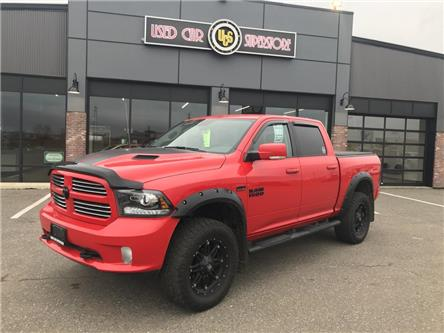 2016 RAM 1500 Sport (Stk: UC3738A) in Thunder Bay - Image 1 of 3