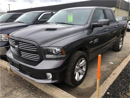 2016 RAM 1500 Sport (Stk: 3814) in Thunder Bay - Image 1 of 11
