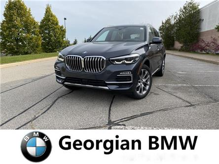 2019 BMW X5 xDrive40i (Stk: B19289) in Barrie - Image 1 of 13