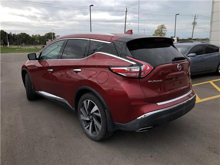 2017 Nissan Murano  (Stk: T9320A) in Chatham - Image 2 of 19