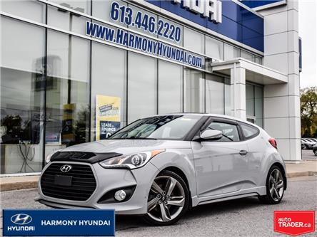 2014 Hyundai Veloster  (Stk: 19113A) in Rockland - Image 1 of 29