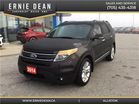 2014 Ford Explorer Limited (Stk: 14489A) in Alliston - Image 1 of 13