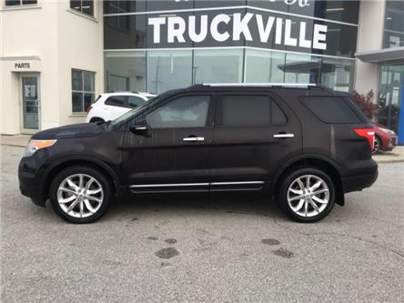 2014 Ford Explorer Limited (Stk: 14489A) in Alliston - Image 2 of 13